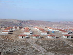 Aksaray İli Sevinçli Kasabası 126 Adet İskan Evleri İnşaatı Yapılması İşi