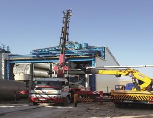 Kazancı Holding-Aksa Enerji A.Ş. Şanlıurfa Santrali Makine Tadilatı Ve Çevre Düzenlemesi